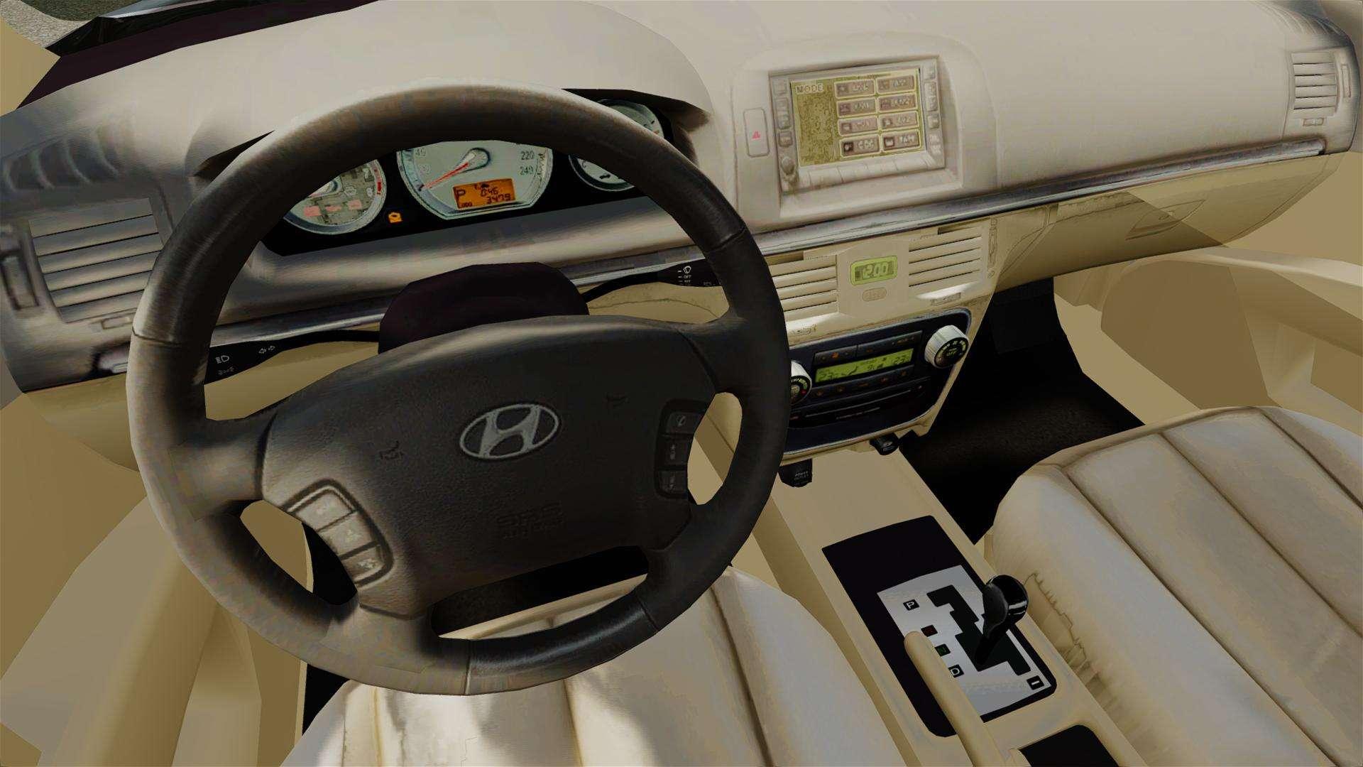Hyundai Sonata Police Car >> Hyundai Sonata 2008 for GTA 4
