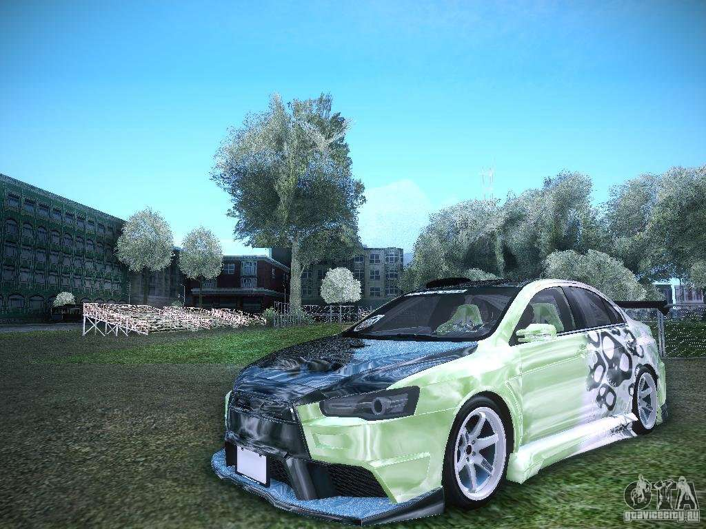 GTA San Andreas Cool Cars