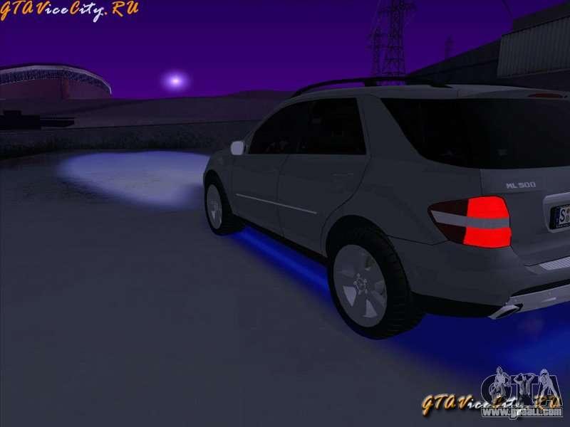 & Neon-neon lighting in GTA San Andreas for GTA San Andreas azcodes.com