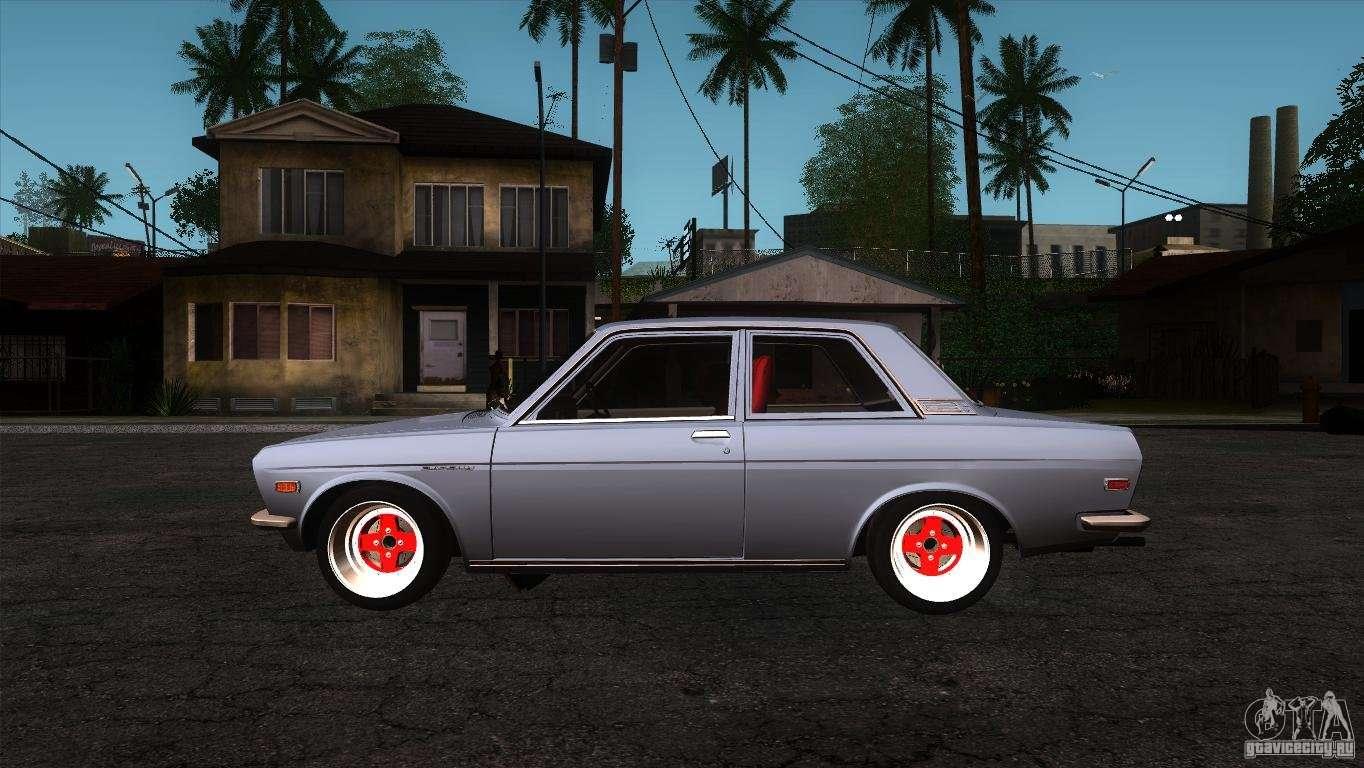 Nissan Datsun 510 for GTA San Andreas