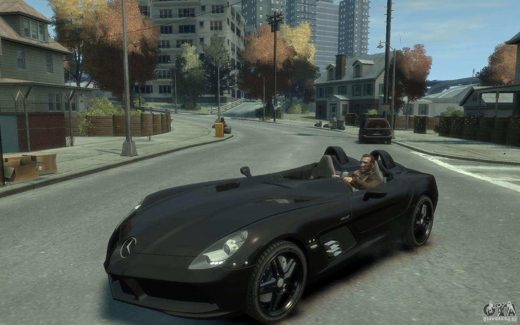 Mercedes benz slr mclaren stirling moss 2010 epm for gta 4 for Moss mercedes benz