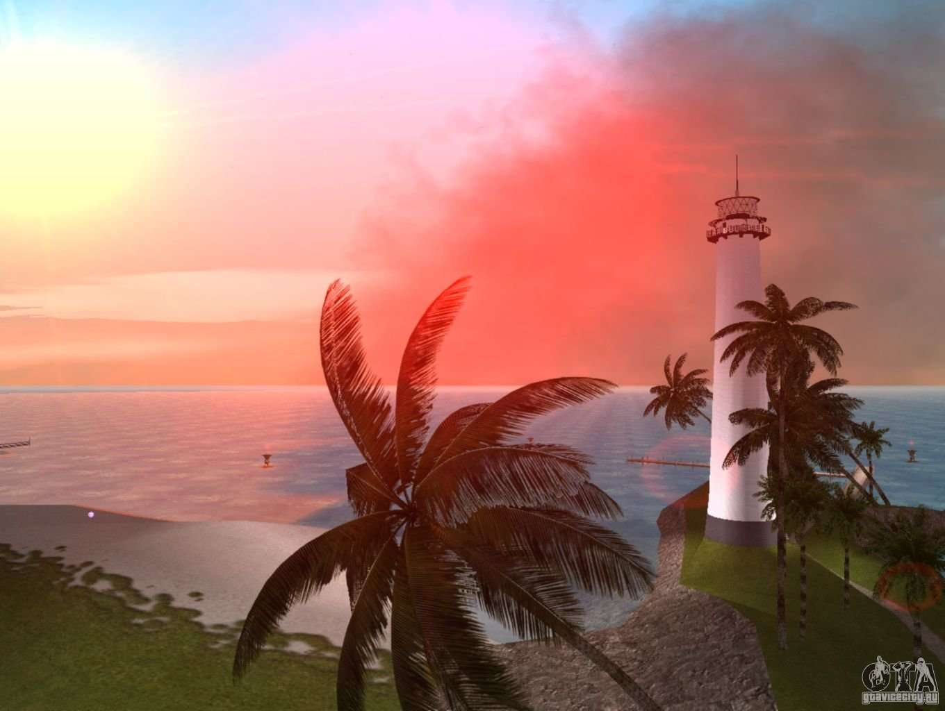 Vice city real palms v1 1 corrected for gta vice city for 90214 zip code