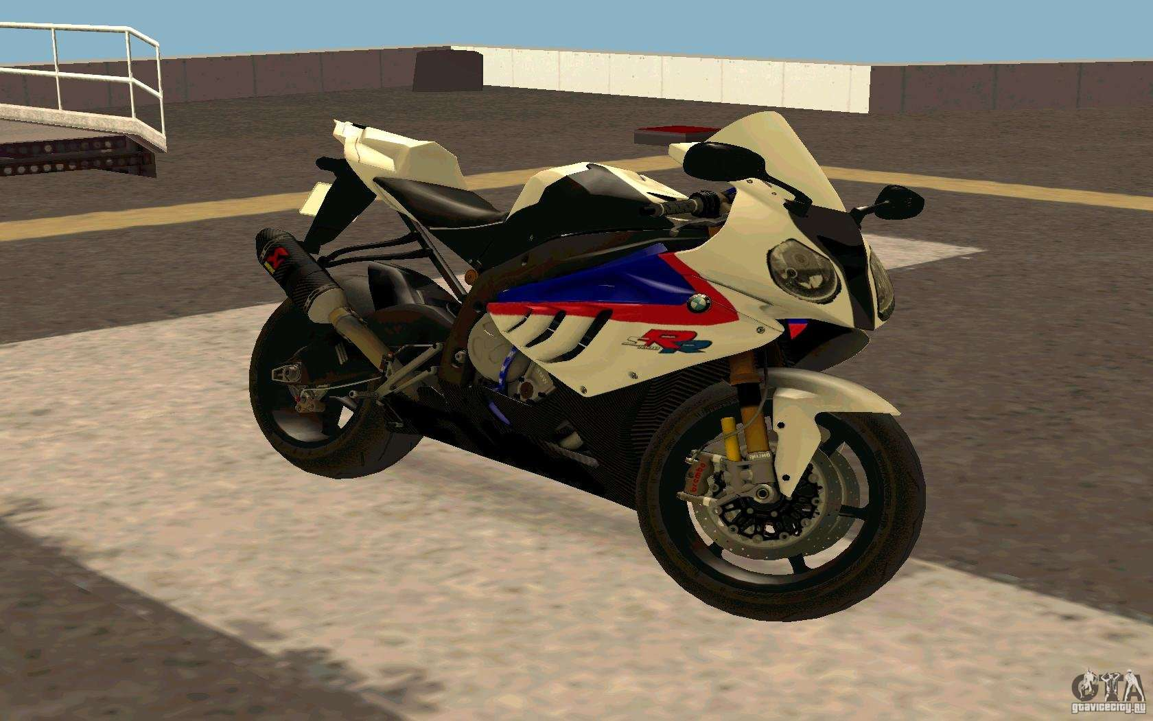 Bmw motorcycle mods - GTA San Andreas