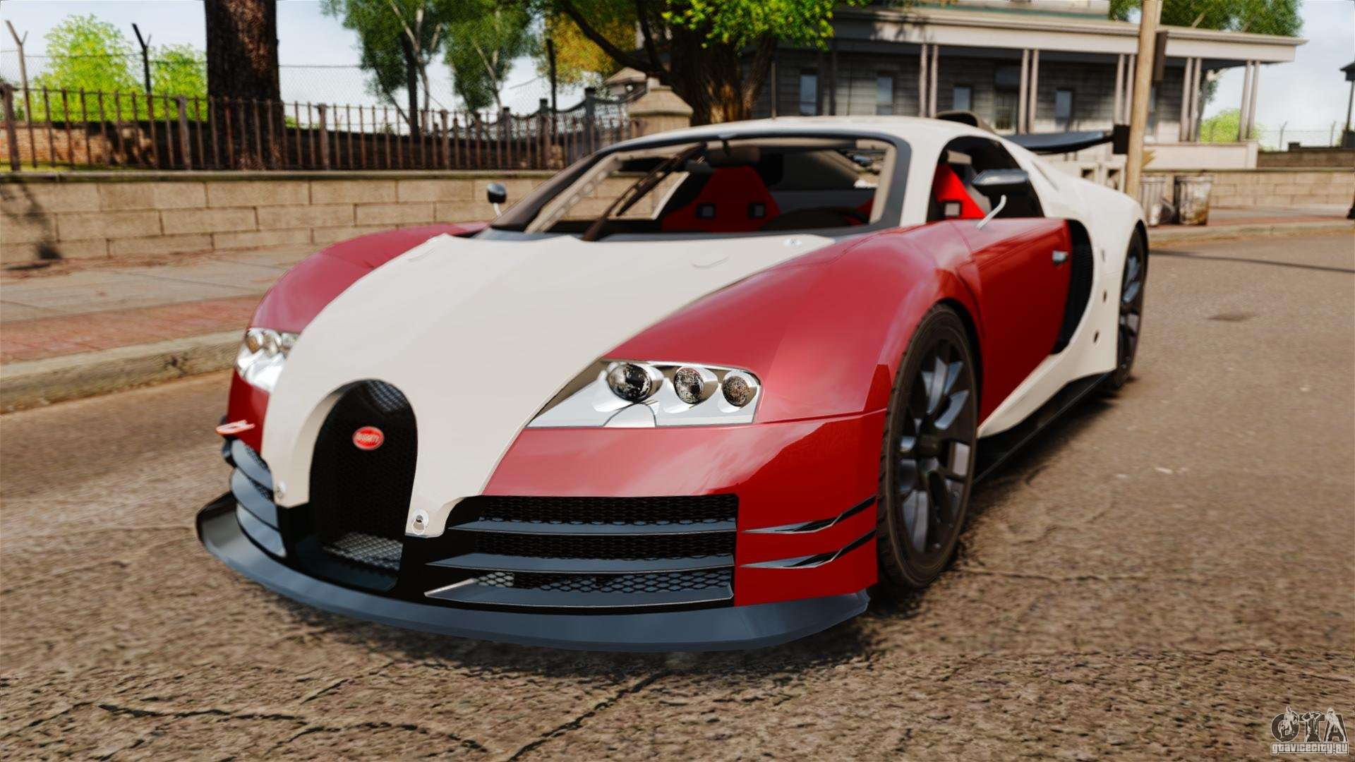 GTA V - Bugatti Veyron (Adder) SECRET CAR LOCATION! - YouTube