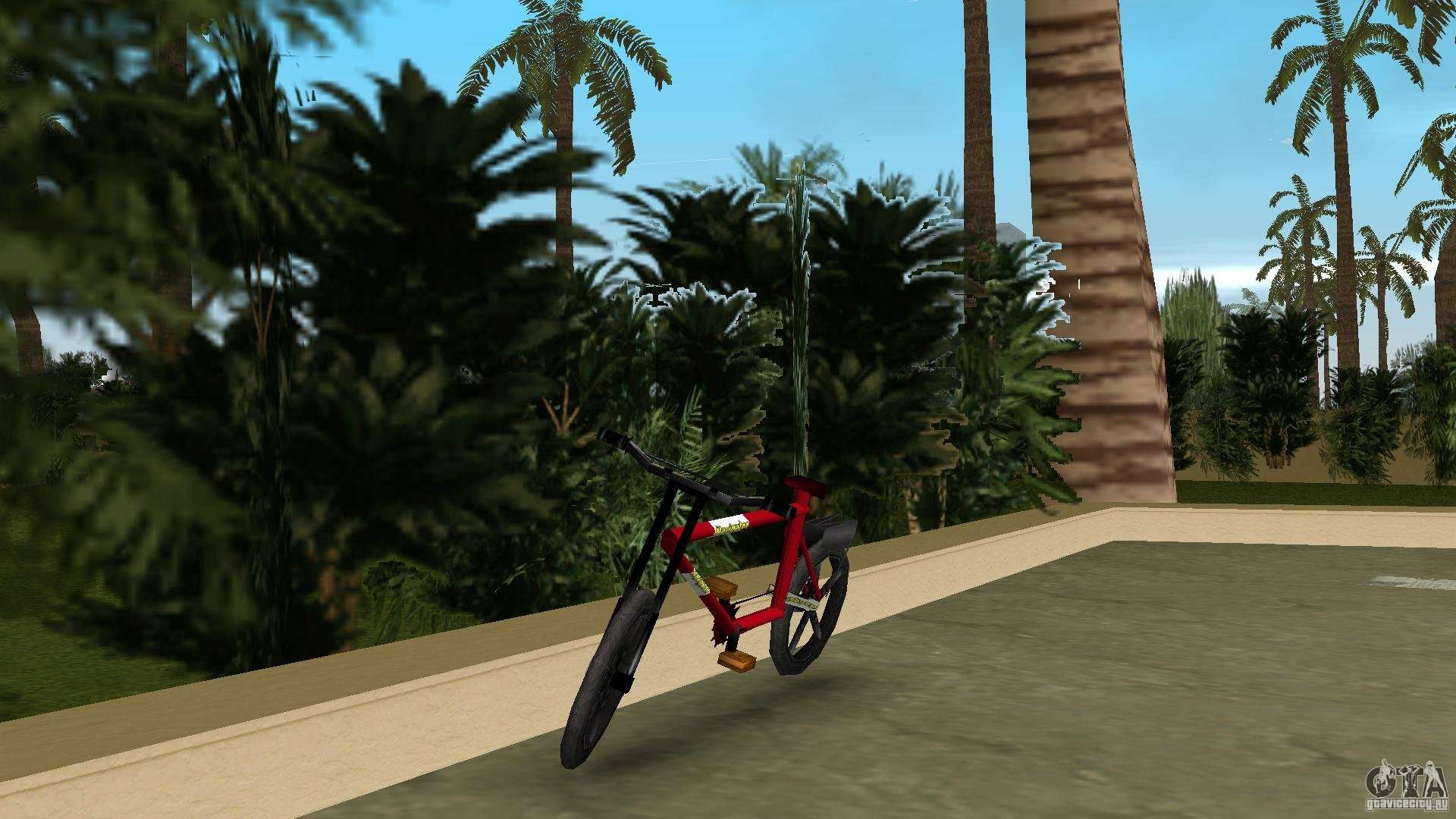 Mountainbike Rover For Gta Vice City