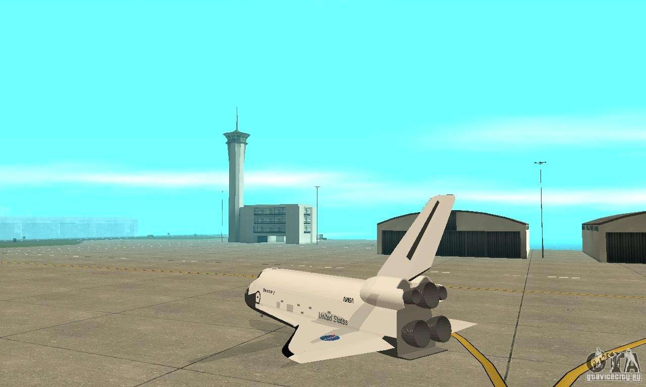 gta 5 space shuttle mission - photo #6