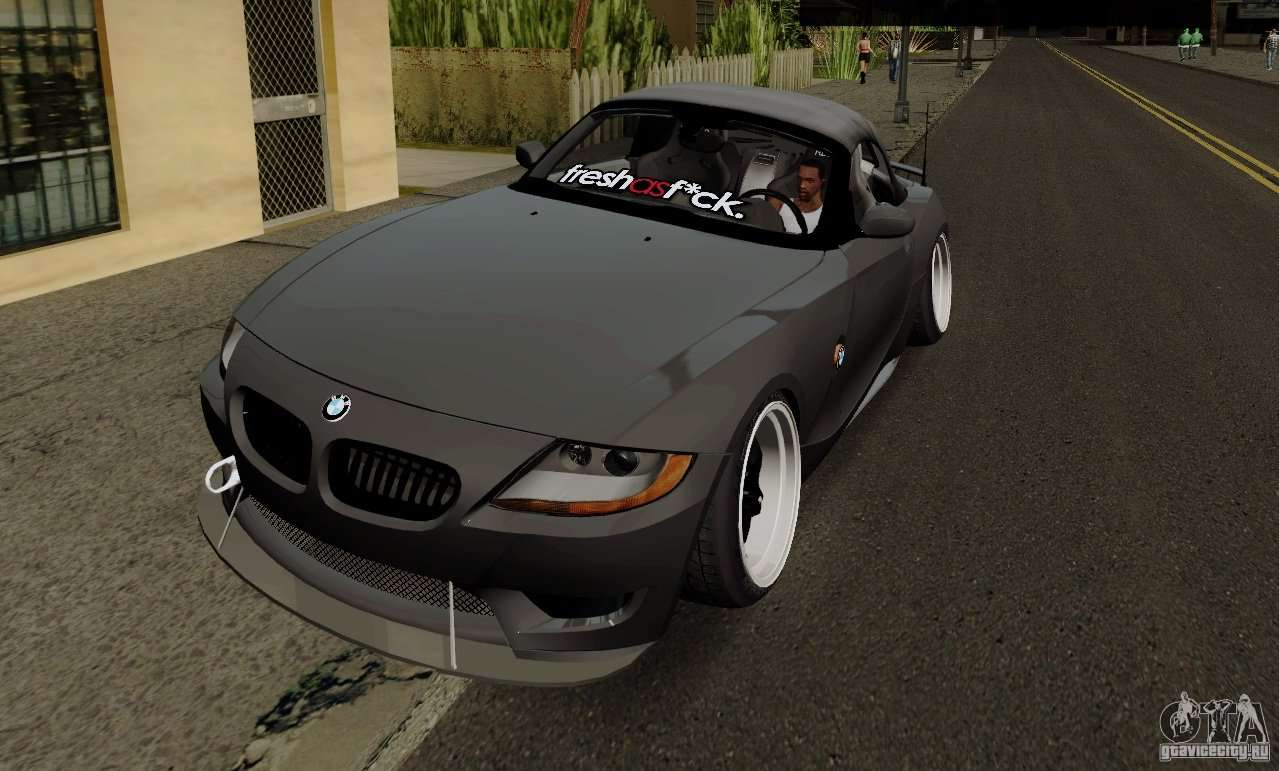 bmw z4 hellaflush for gta san andreas. Black Bedroom Furniture Sets. Home Design Ideas