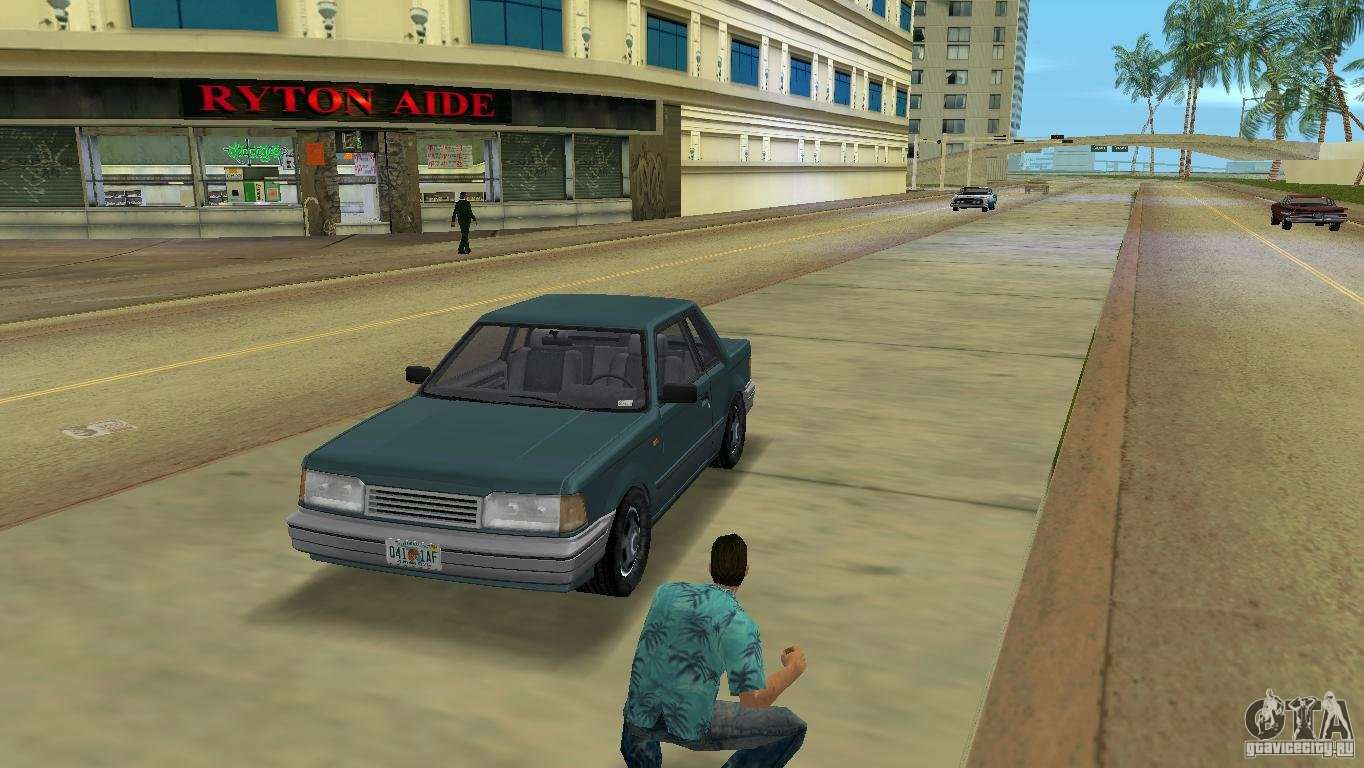 Stallion Car In Vice City
