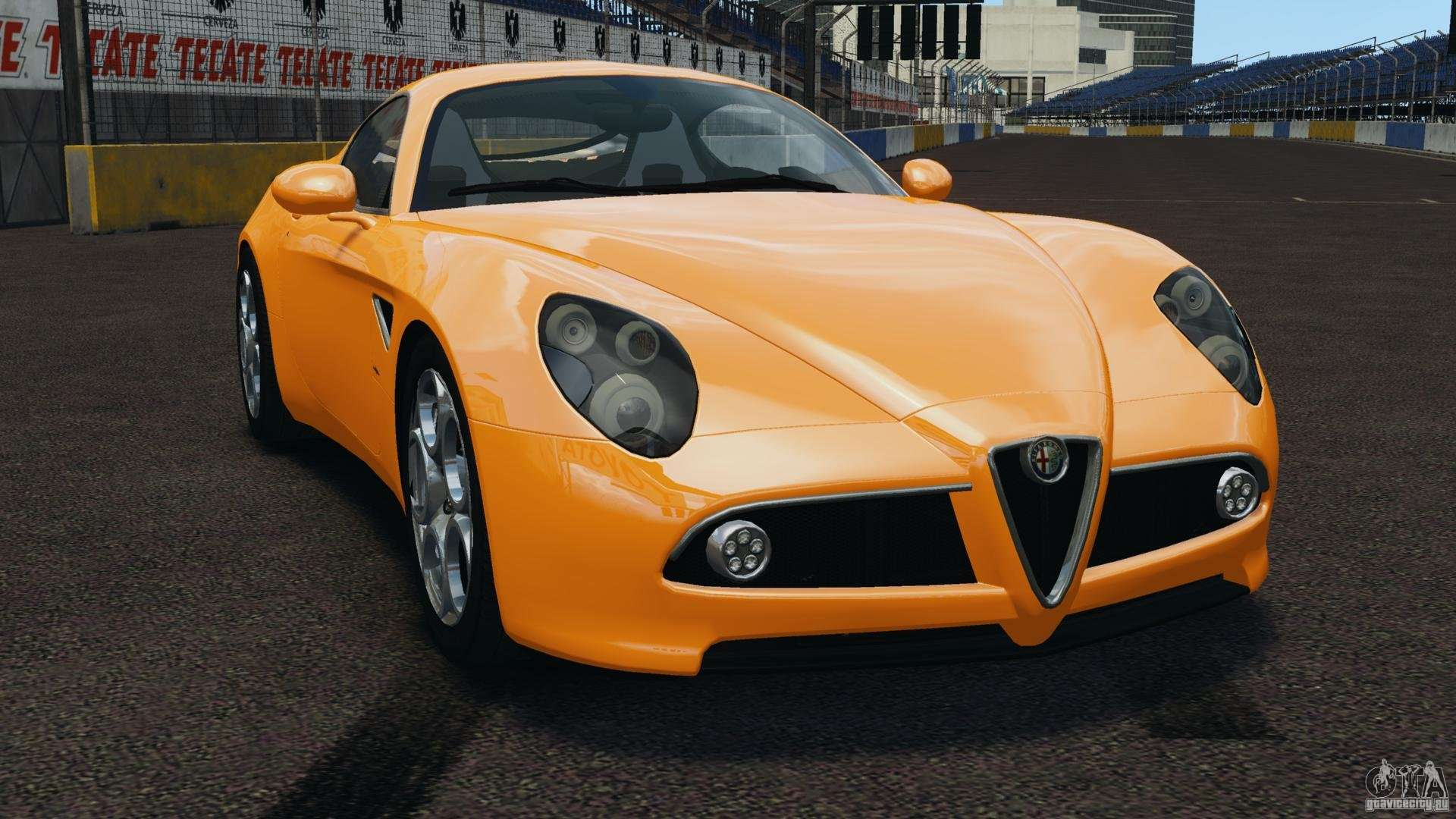 alfa romeo 8c competizione for gta 4. Black Bedroom Furniture Sets. Home Design Ideas