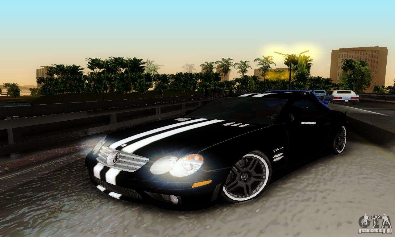 Mercedes benz sl 65 amg for gta san andreas for Is mercedes benz a good car