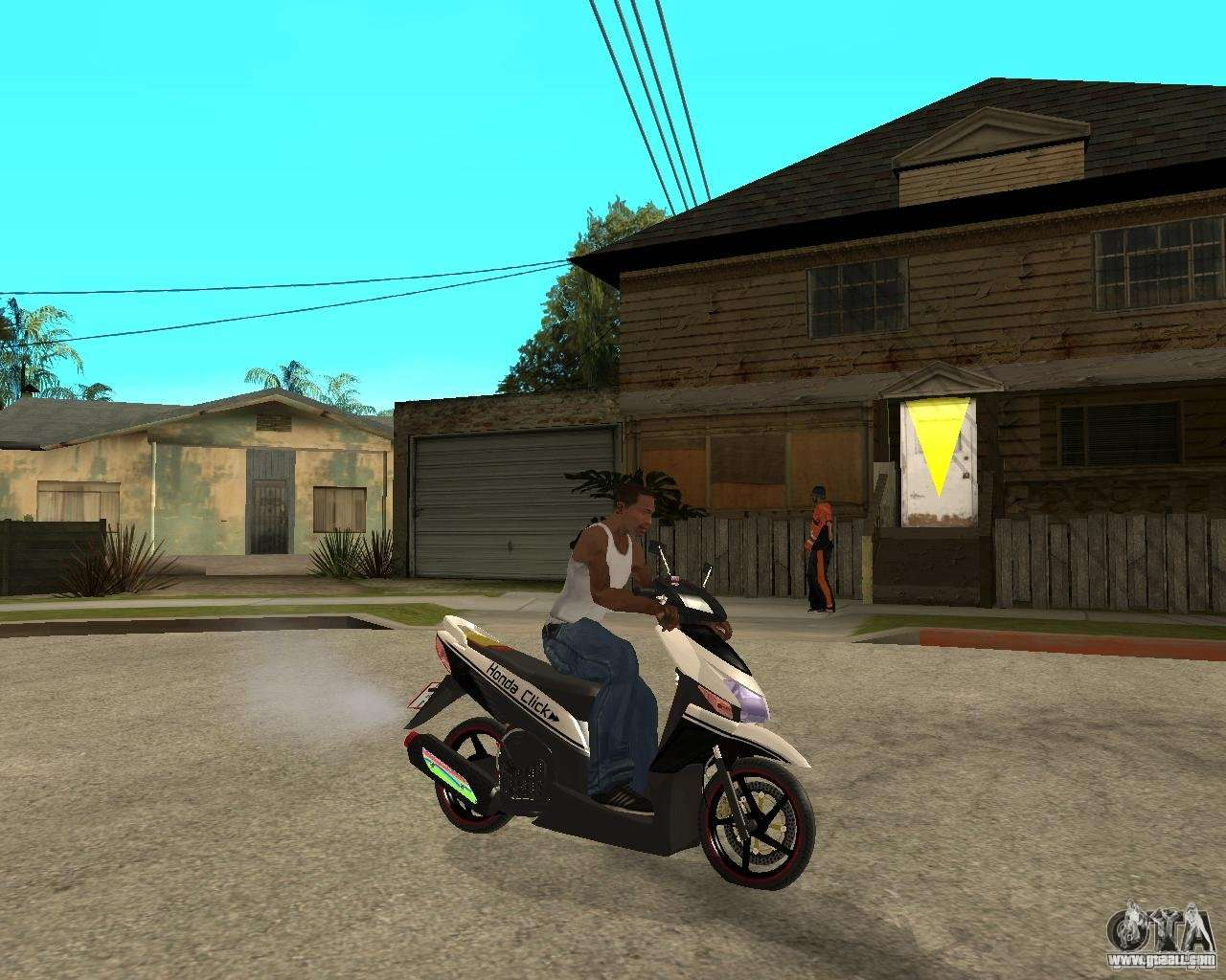 Hatsune miku in gta san andreas funny hot coffe glish - 1 10