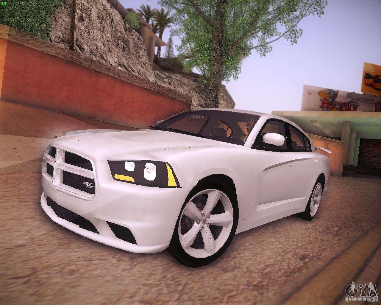 Dodge Charger 2011 V 2 0 For Gta San Andreas