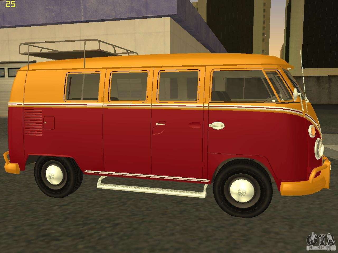 volkswagen transporter t1 camper for gta san andreas. Black Bedroom Furniture Sets. Home Design Ideas