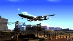 Boeing 747 KLM for GTA San Andreas