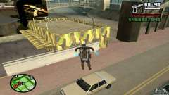Gun shop on Grove for GTA San Andreas