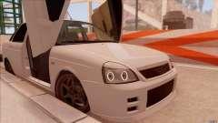 LADA 2170 Sport for GTA San Andreas