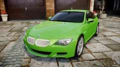 BMW M6 2010 v1.0 for GTA 4