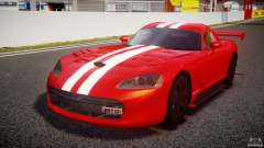 Dodge Viper RT 10 Need for Speed:Shift Tuning for GTA 4
