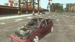 Ford Focus SVT for GTA San Andreas