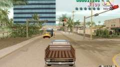New hud for GTA Vice City