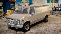 Chevrolet G20 Vans V1.1
