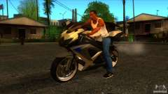 Suzuki GSX-R 600 K8 2008 for GTA San Andreas