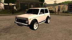 Armenian NIVA DORJAR 4 x 4 for GTA San Andreas