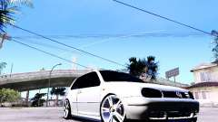 Volkswagen Golf MK4 for GTA San Andreas