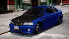 BMW M3 E46 Tuning 2001 for GTA 4