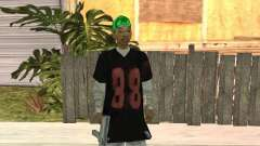 New skins the Grove Street Gang