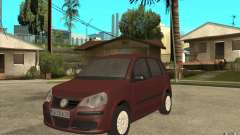 Volkswagen Polo 2006 for GTA San Andreas