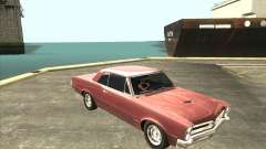 Pontiac GTO 1965 for GTA San Andreas