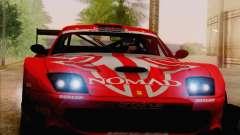 Ferrari 550 Maranello Super GT500 for GTA San Andreas
