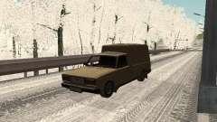 IZH 27175 Winter Edition