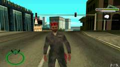Mechanik HD Skin for GTA San Andreas