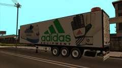 Trailer Adidas for GTA San Andreas