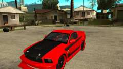 Ford Mustang Red Mist Mobile