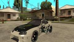 Toyota Supra 1995 Street Edition for GTA San Andreas