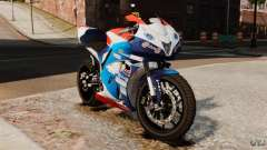 Honda CBR 600RR for GTA 4