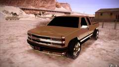 Chevrolet Silverado 3500 for GTA San Andreas