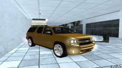 Chevrolet Suburban 2010 for GTA San Andreas