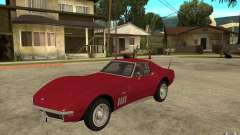 Chevrolet Corvette Stingray for GTA San Andreas