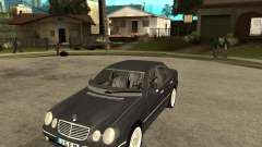 Mercedes–Benz E Class for GTA San Andreas