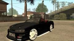 Nissan S14 HellaFlush for GTA San Andreas