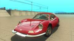 Ferrari Dino 246 GT for GTA San Andreas