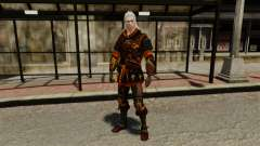 Geralt of Rivia v2 for GTA 4