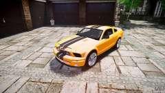 Shelby GT 500 KR 2008 K.I.T.T.