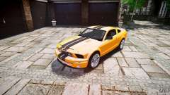 Shelby GT 500 KR 2008 K.I.T.T. for GTA 4