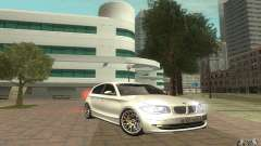 BMW 120i for GTA San Andreas