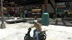 Helm Volcom, Metallica & Simpsons for GTA 4